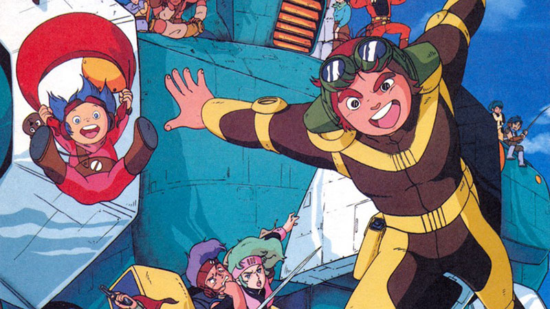 #6 : Combat Mecha Xabungle