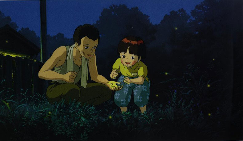 #22 : The Grave of the Fireflies