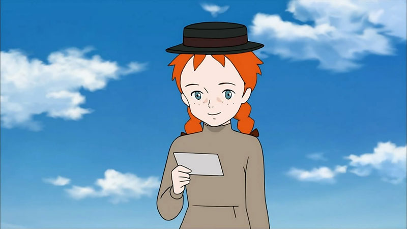 #34 : Anne of GreenGables