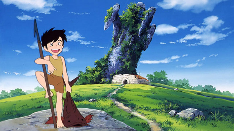 #26 : Future Boy Conan