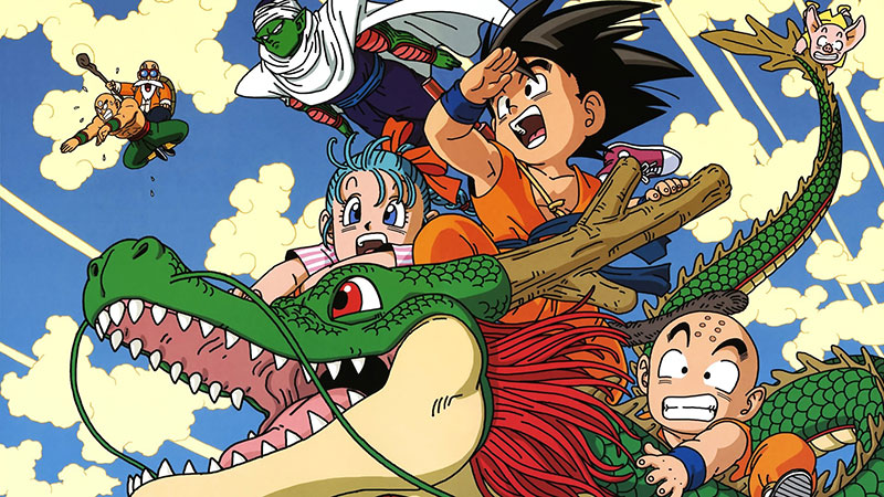 #42 : Dragon Ball