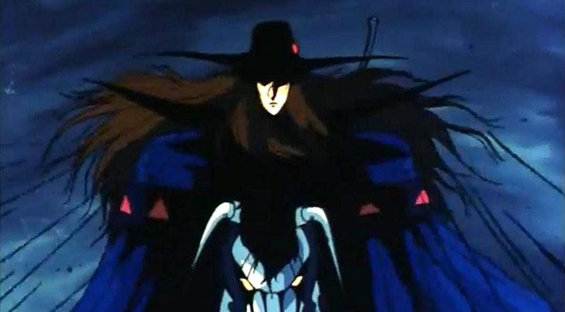 #43 : Vampire HunterD