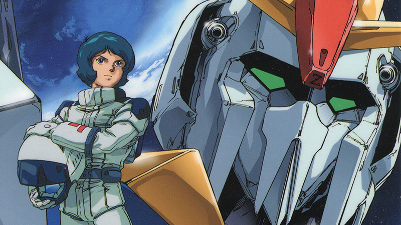 #45 : Mobile Suit Zeta Gundam