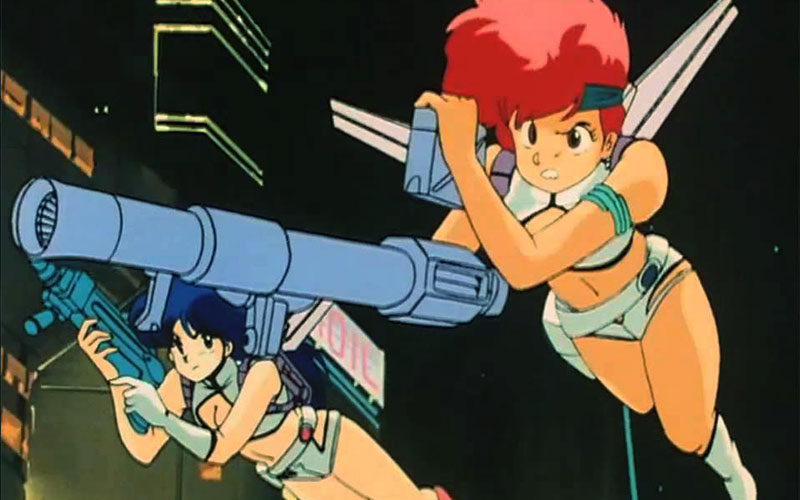 #69 : Dirty Pair (OVA Series)