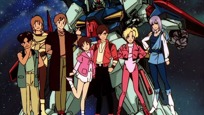 #62 : Mobile Suit Gundam ZZ