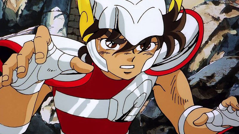 #78 : Saint Seiya: The Movies
