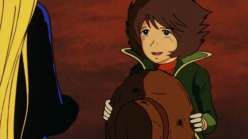 #93 : Galaxy Express 999 (movie)