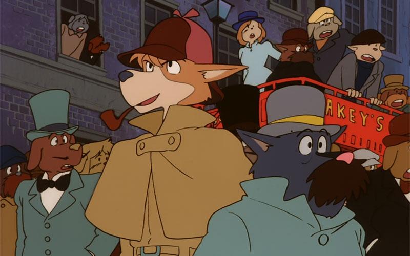 #92 : SherlockHound