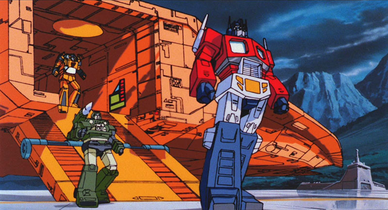 #109 : The Transformers: The Movie