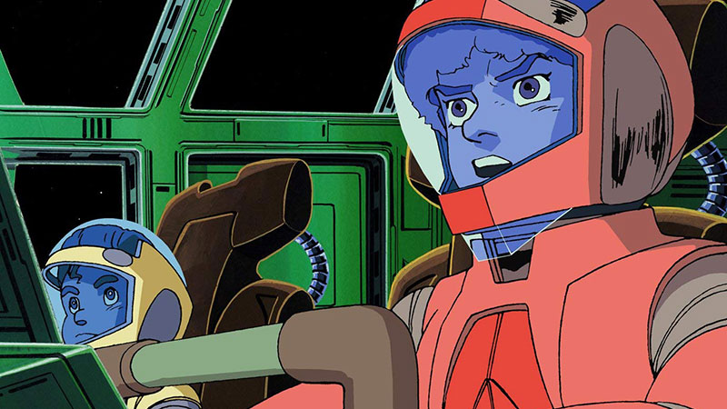 #114 : Space Runaway Ideon