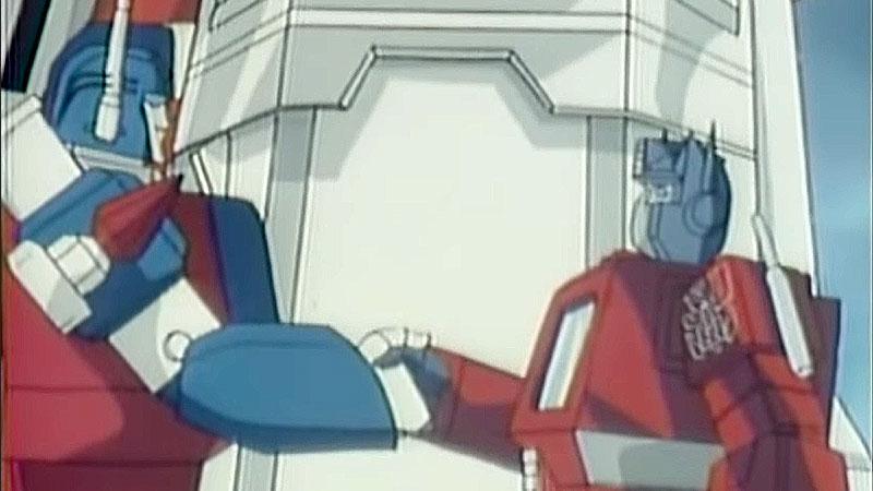 #112 : The Transformers: ScrambleCity