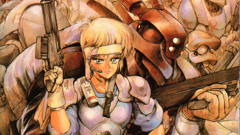 #121 : Appleseed