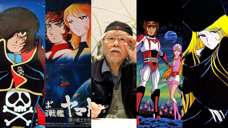 1978… Two Words… Leiji Matsumoto