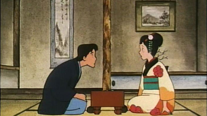 #147 : Animated Classics of Japanese Literature
