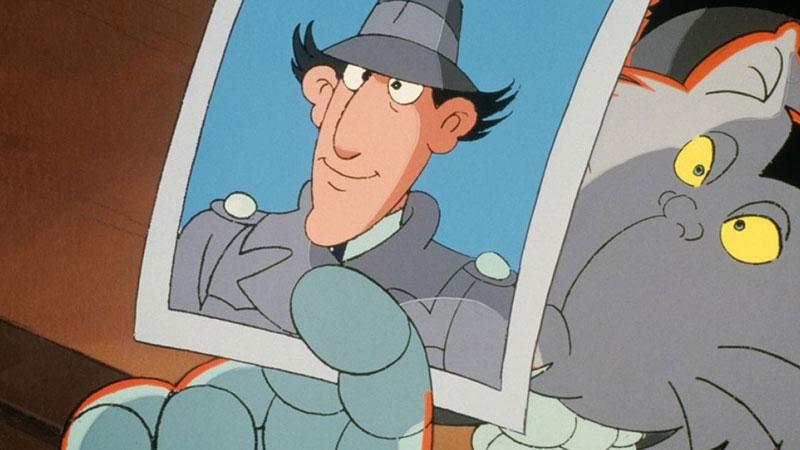 #151 : InspectorGadget