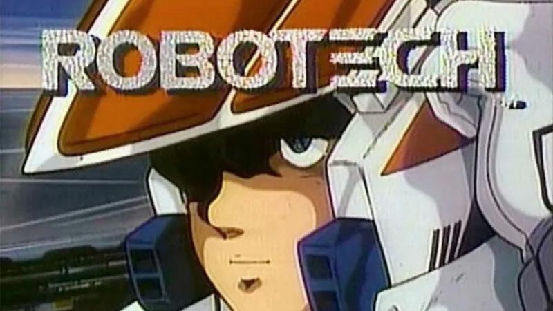 #167 : Robotech