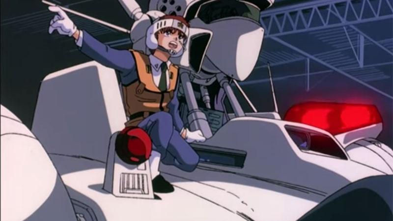 #160 : Mobile Police Patlabor (OVAseries)