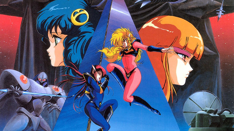 #176 : Fight! Iczer-One