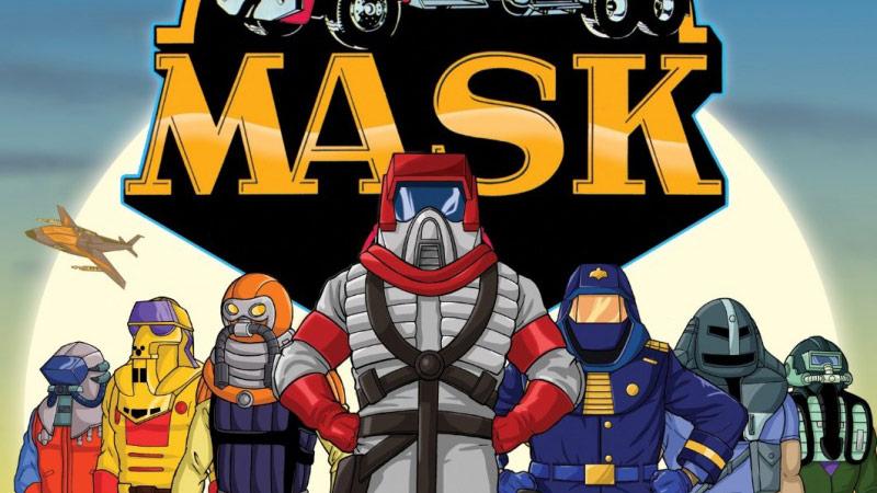 #173 : M.A.S.K.