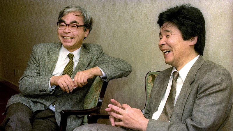 Capturing the Wind: Hayao Miyazaki and Isao Takahata Before Studio Ghibli