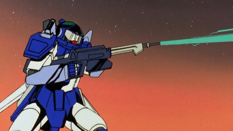 #178 : Blue Comet SPT Layzner (OVASeries)
