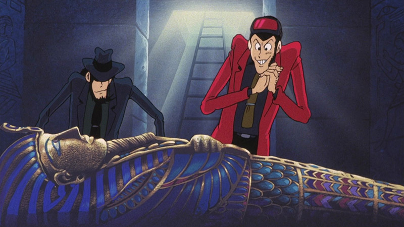 #184 : Lupin III: The Mystery of Mamo