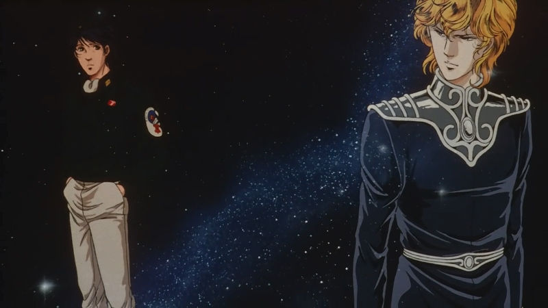 #205 : Legend of the Galactic Heroes: My Conquest is the Sea of Stars