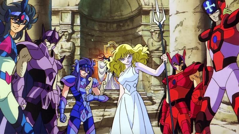 #78b : Saint Seiya: Evil GoddessEris