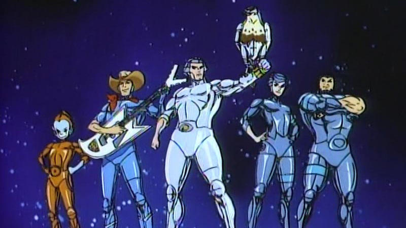 #209 : SilverHawks