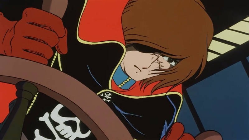 #219 : Space Pirate Captain Harlock: Mystery of theArcadia
