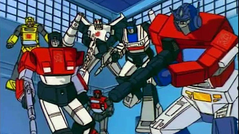 #215b : The Transformers (Season1)