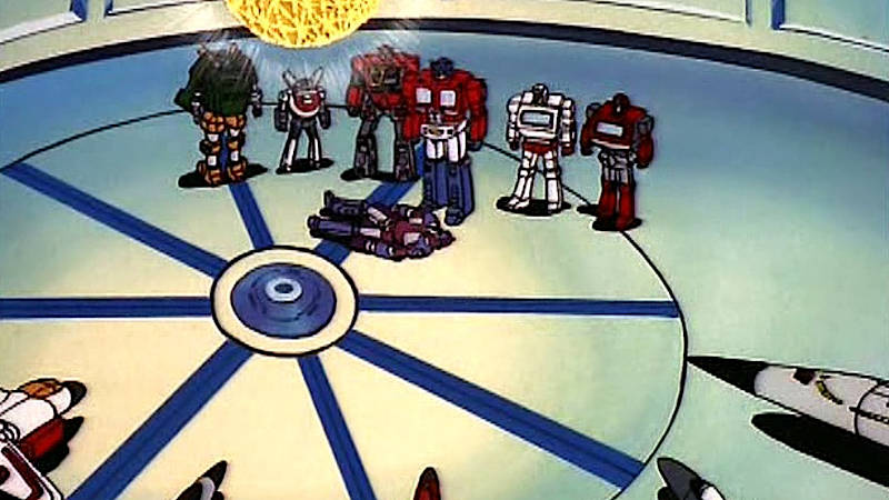#215c : The Transformers (Season2)
