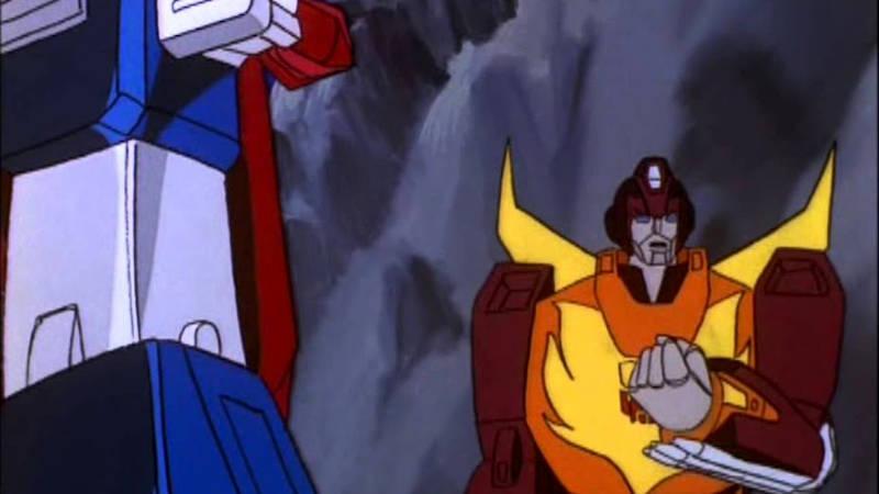 #215d : The Transformers (Season3)