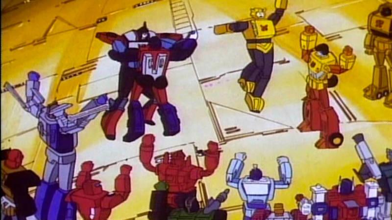 #215e : The Transformers (Season4)