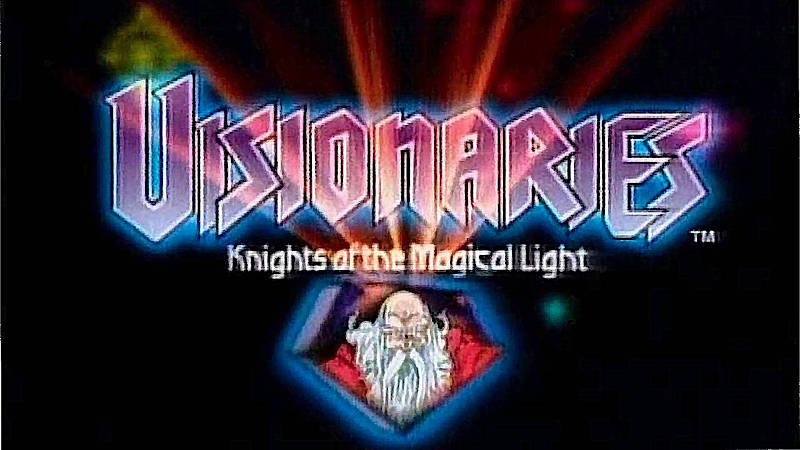 #216 : Visionaries: Knights of the Magical Light