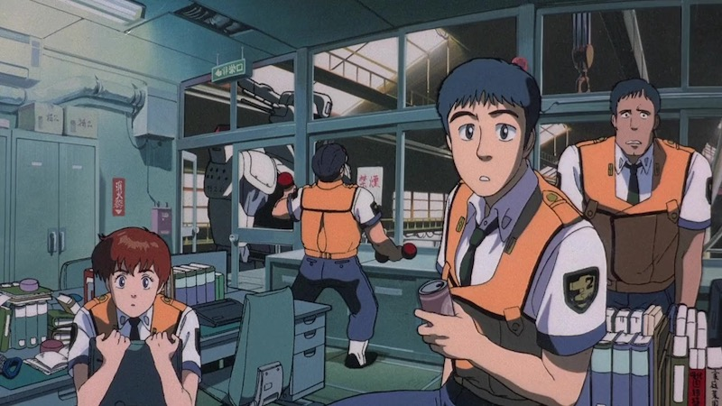 #225 : Patlabor: The Movie